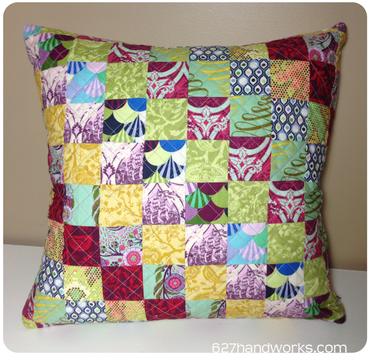 Pillow Quilt Homes Decoration Tips