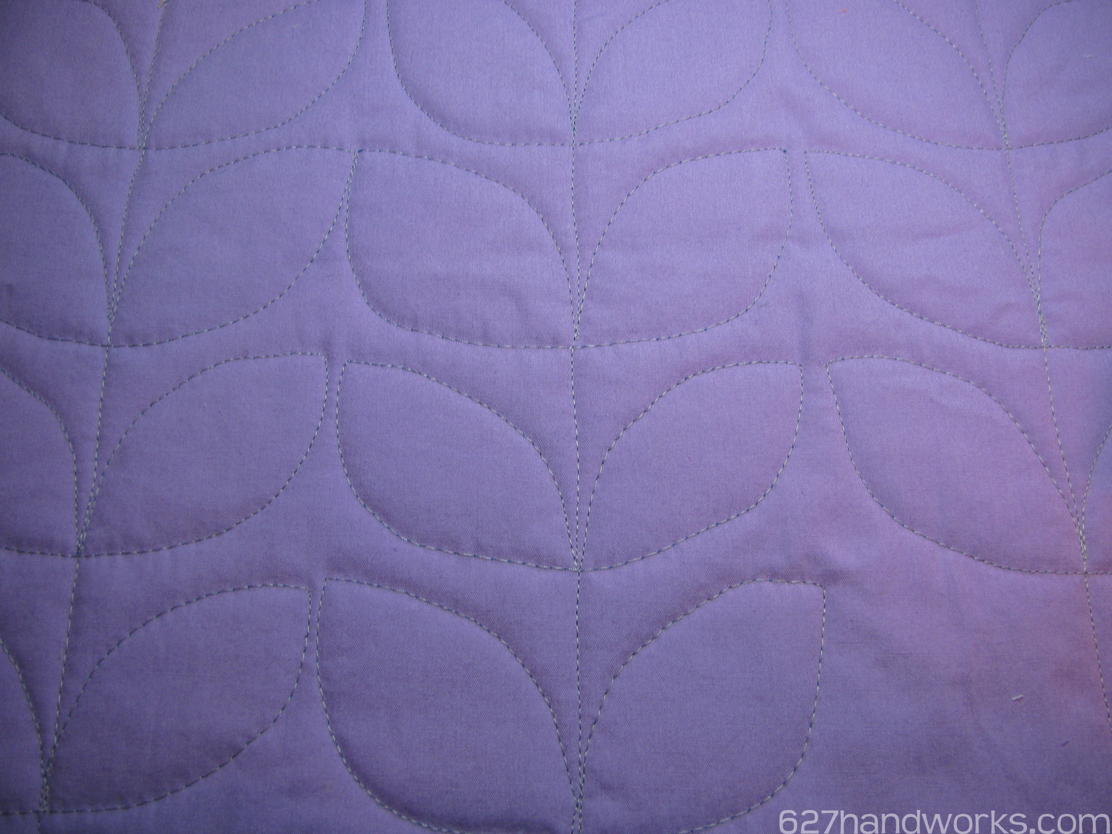 Tutorial: Free Motion Quilting Modern Petals 627handworks