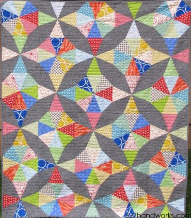 Kaleidoscope Quilt 627handworks (7)