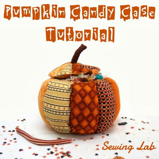pumpkin candy case tutorial