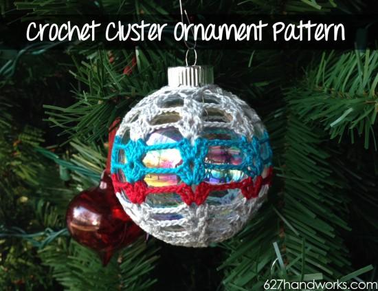 crochetclusterornamentpattern