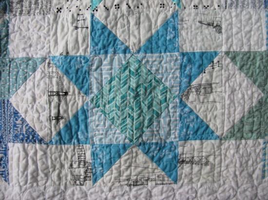 Stars Quilt 627handworks (10)