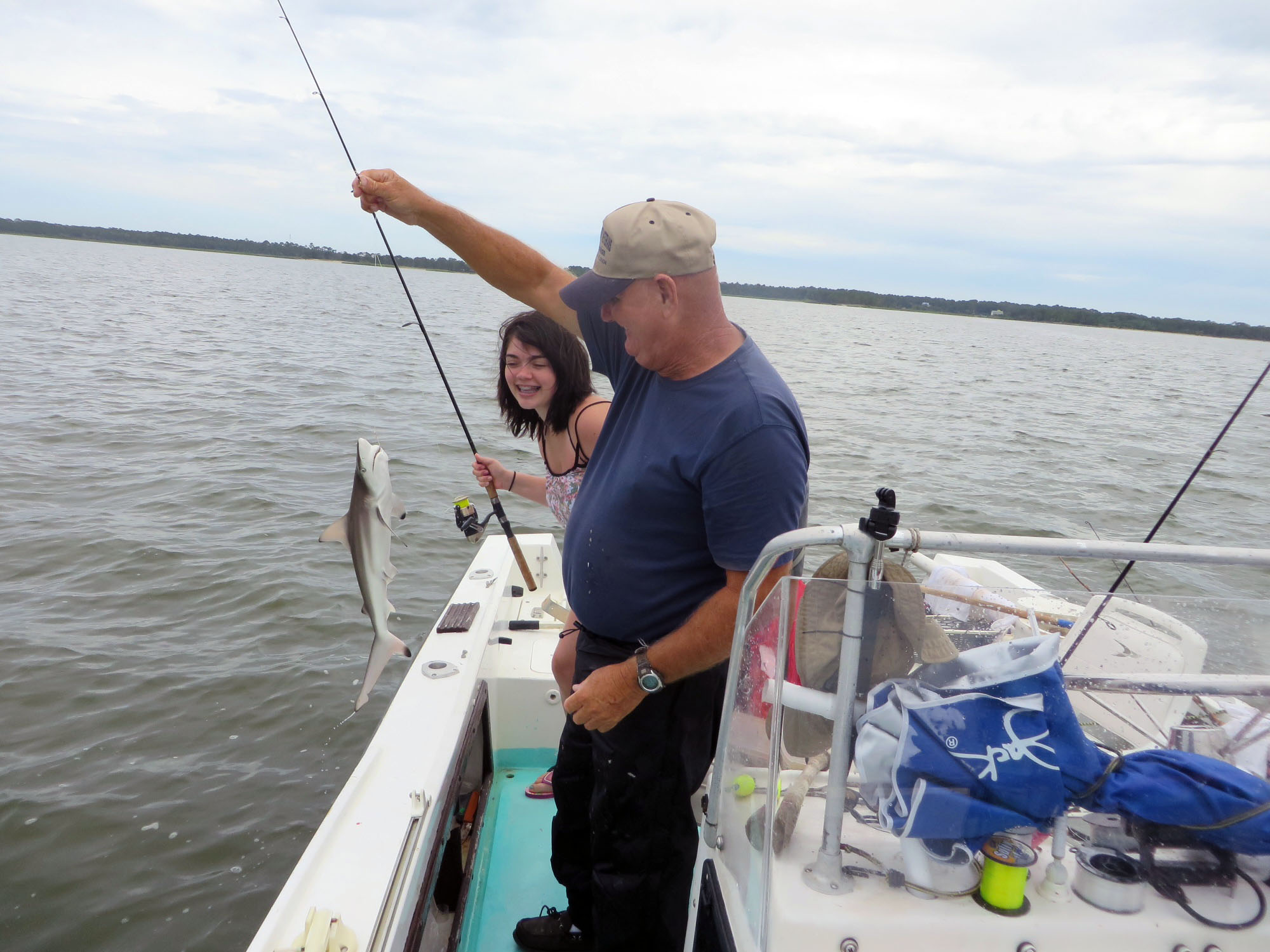 The giving bunny vacation pics 627handworks for Apalachicola fishing charters