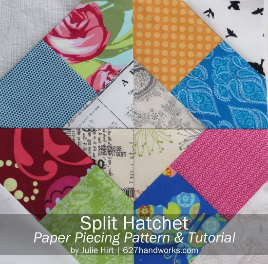 Paper Piecing Templates 627handworks