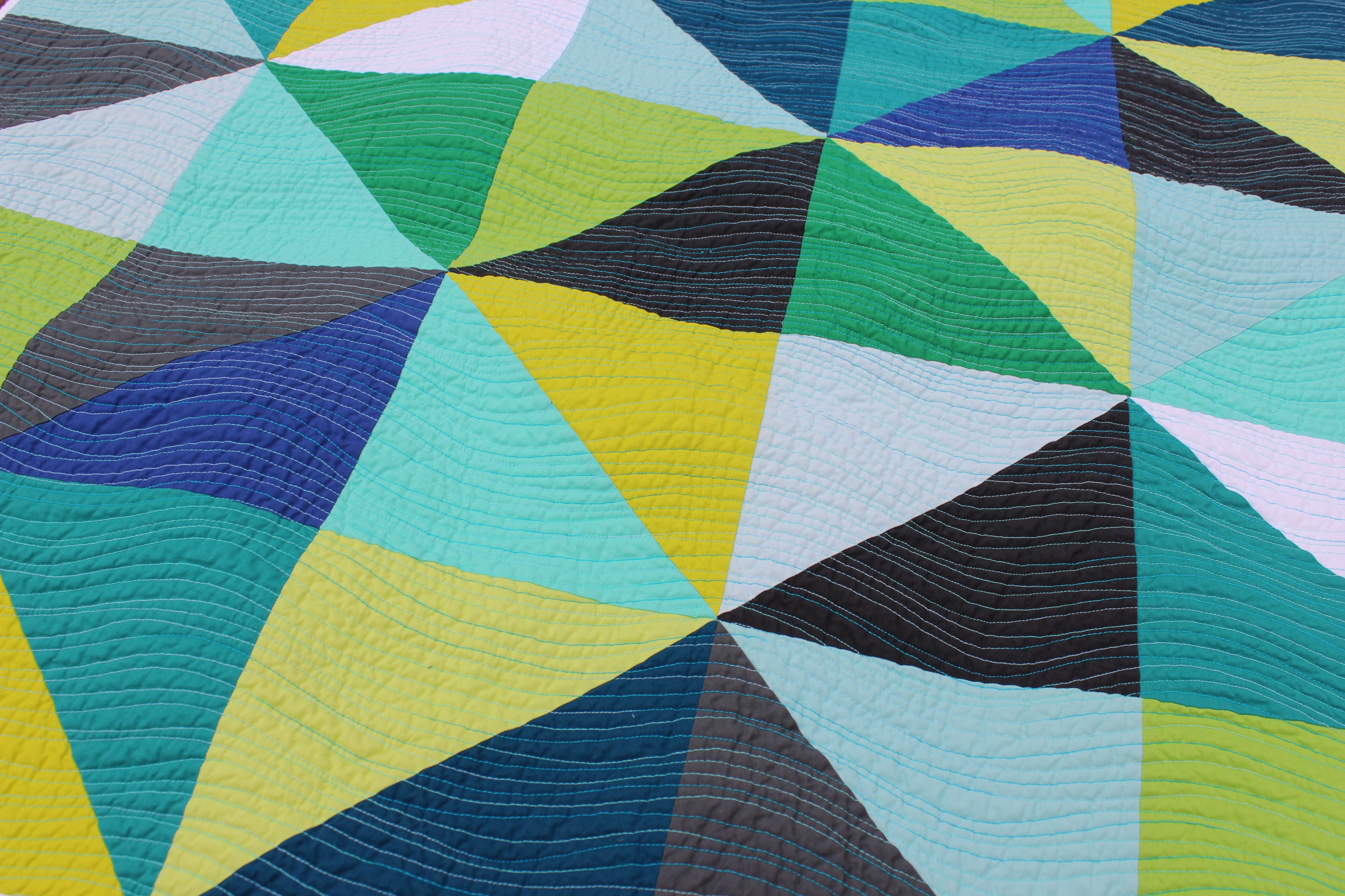 Line Art Quilt Pattern : Agf quilt block tour of makers color girl quilts by sharon mcconnell