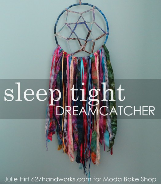 Sleep Tight Dream Catcher