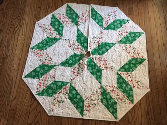 627handworks Tree Skirt
