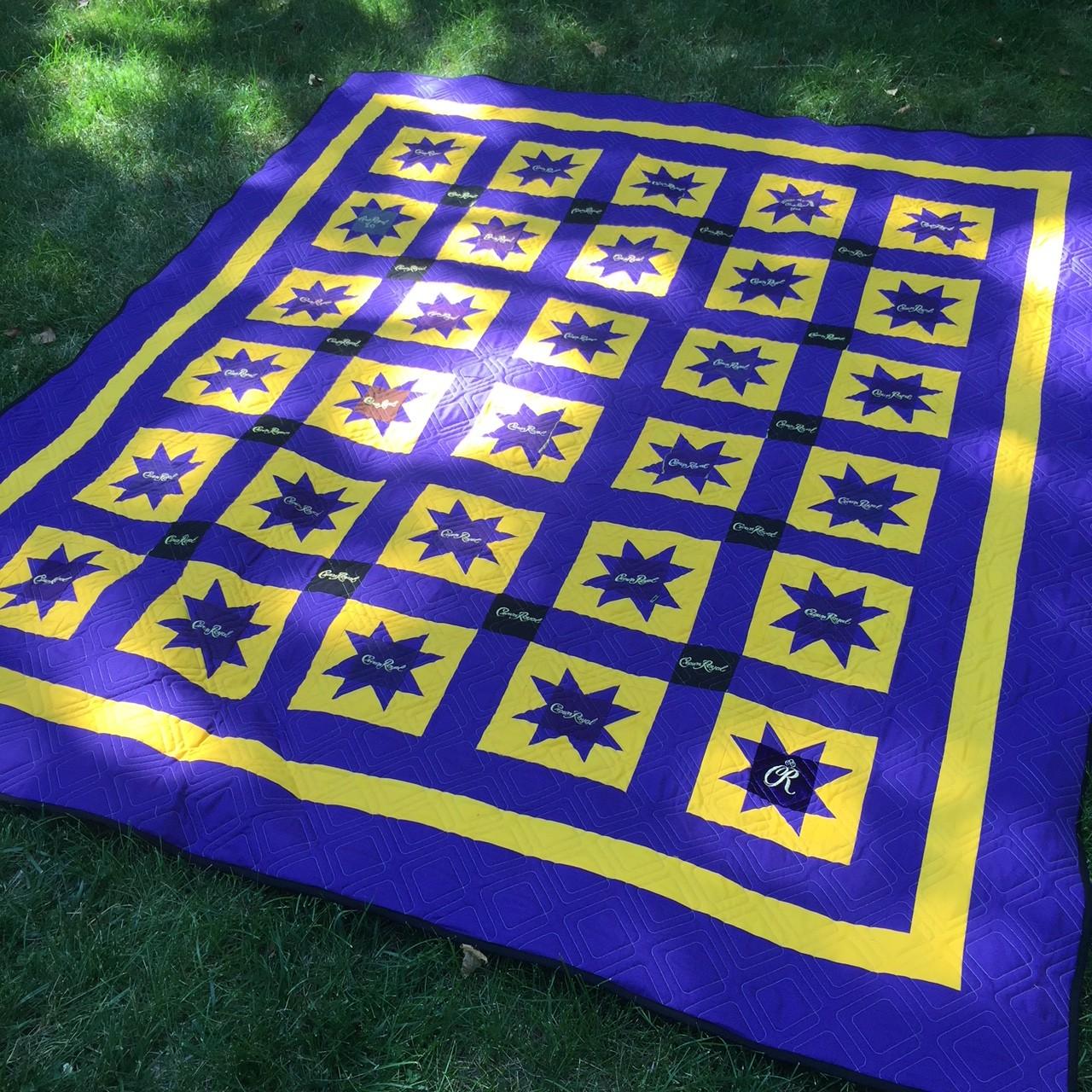 Crown Royal Quilt 627handworks 1 627handworks