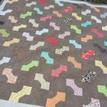 King Size Bow Tie quilt (7)