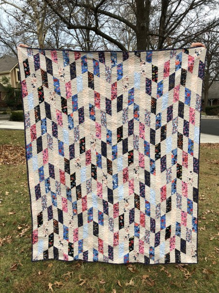 Rifle Paper Co Cotton Steel Quilt 627handworks (2)